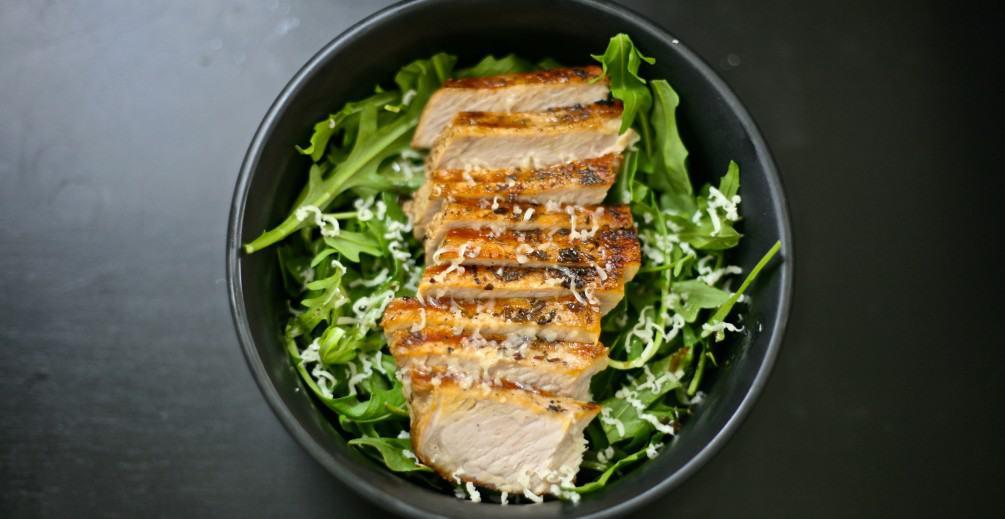 pork salad leftovers