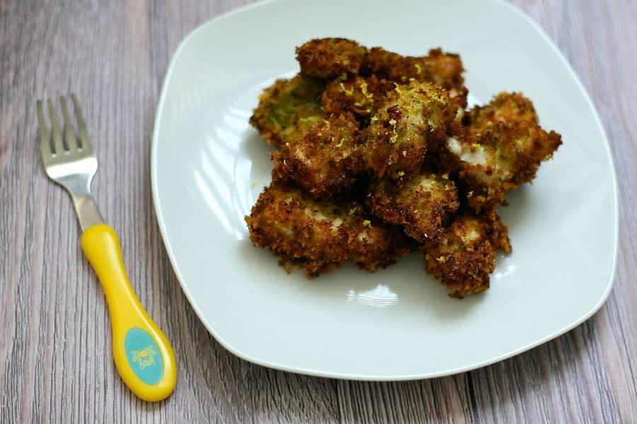healthier chicken nuggets