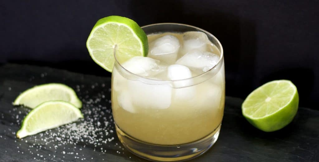 healthy margarita