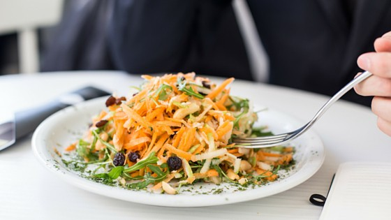 healthier lunch