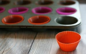 Silicone Muffin Liners