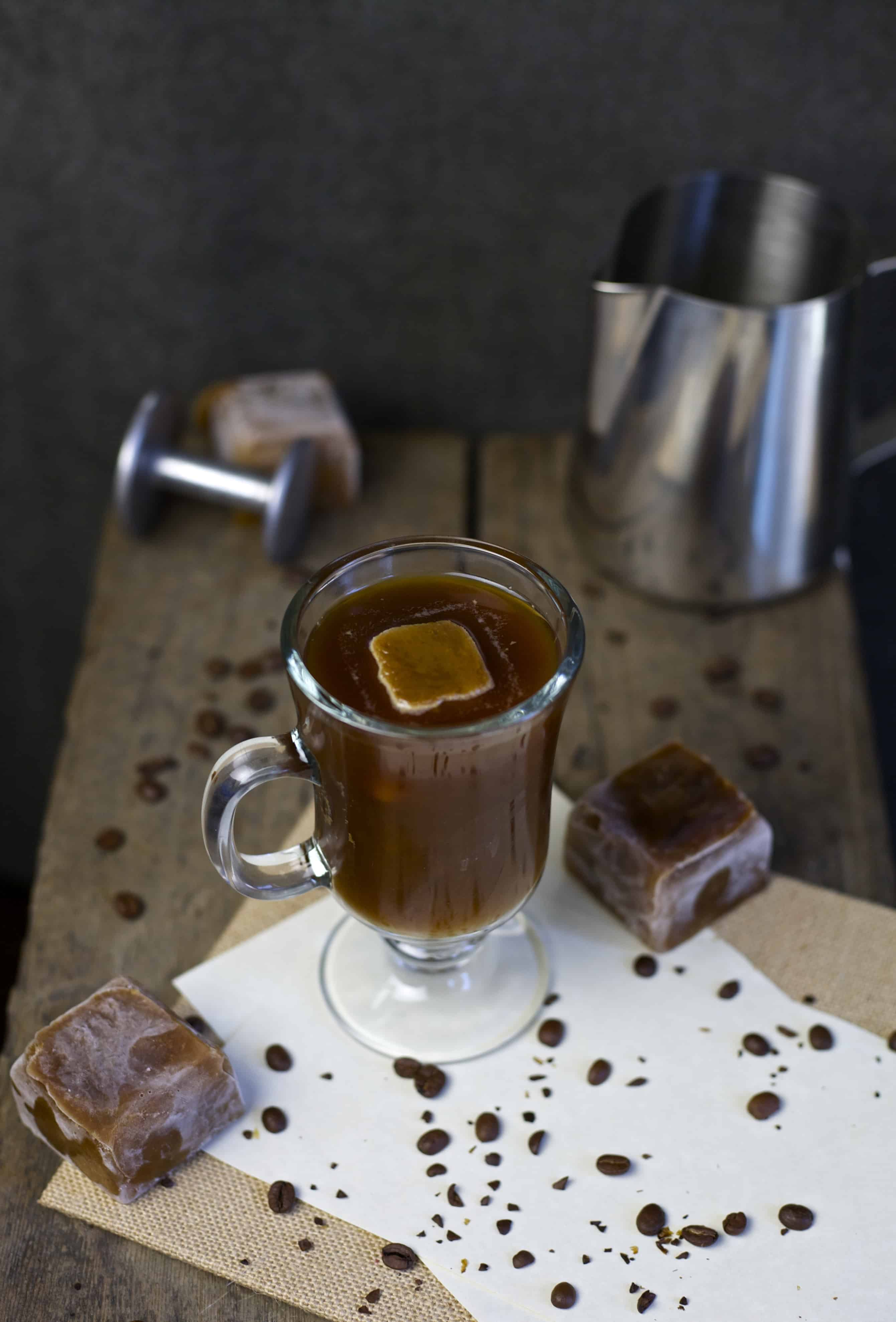 coffee ice cubes 2