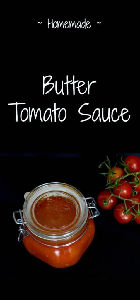 Fresh Tomato Sauce Recipe - Going back to basic on The Domestic Dietitian
