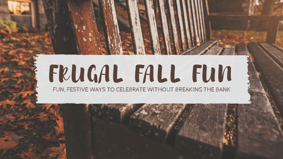 favorite fall frugal activities