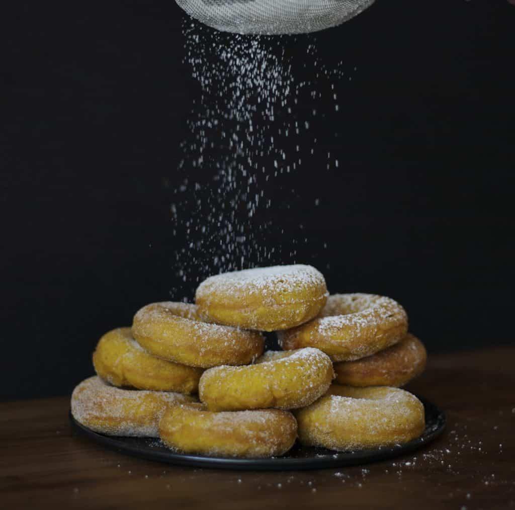 baked pumpkin donuts2