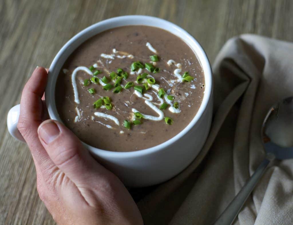 latin black bean soup1
