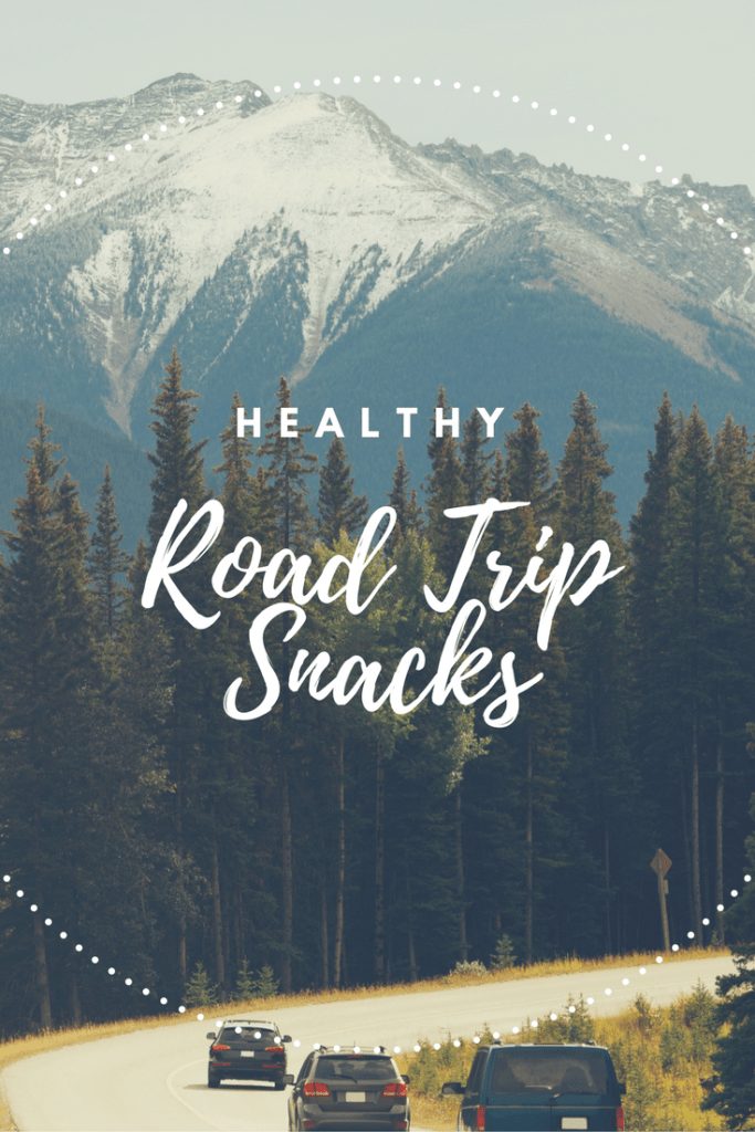 Holiday travel is coming up and planning some healthy road trip snacks can help save you money and empty calories on the road.