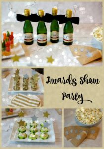 Hosting a Healthy Awards Show Party / The Domestic Dietitian