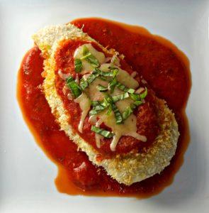 healthier chicken parmesan2