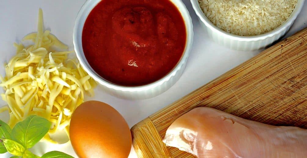 healthier chicken parmesan 1