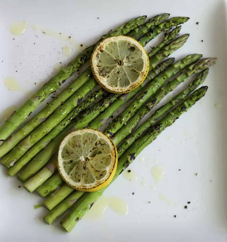 spring asparagus recipe idea