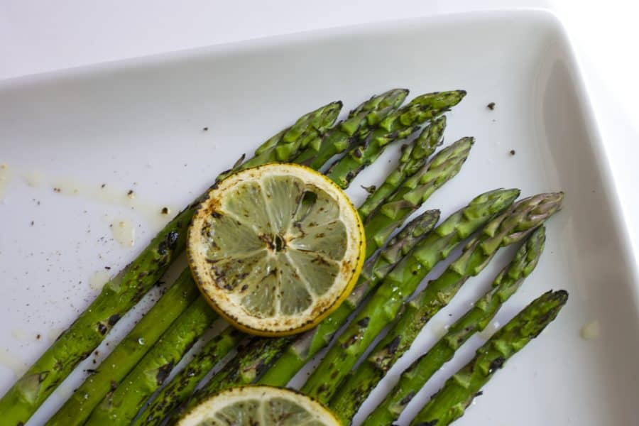 spring asparagus recipe idea and nutrition knowledge1