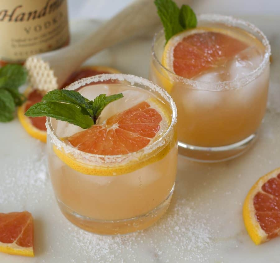 salty dog grapefruit cocktail recipe