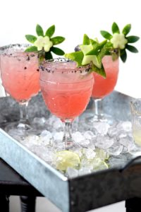 watermelon margarita by vintage kitty