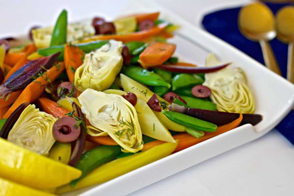 spring vegetable salad recipe2