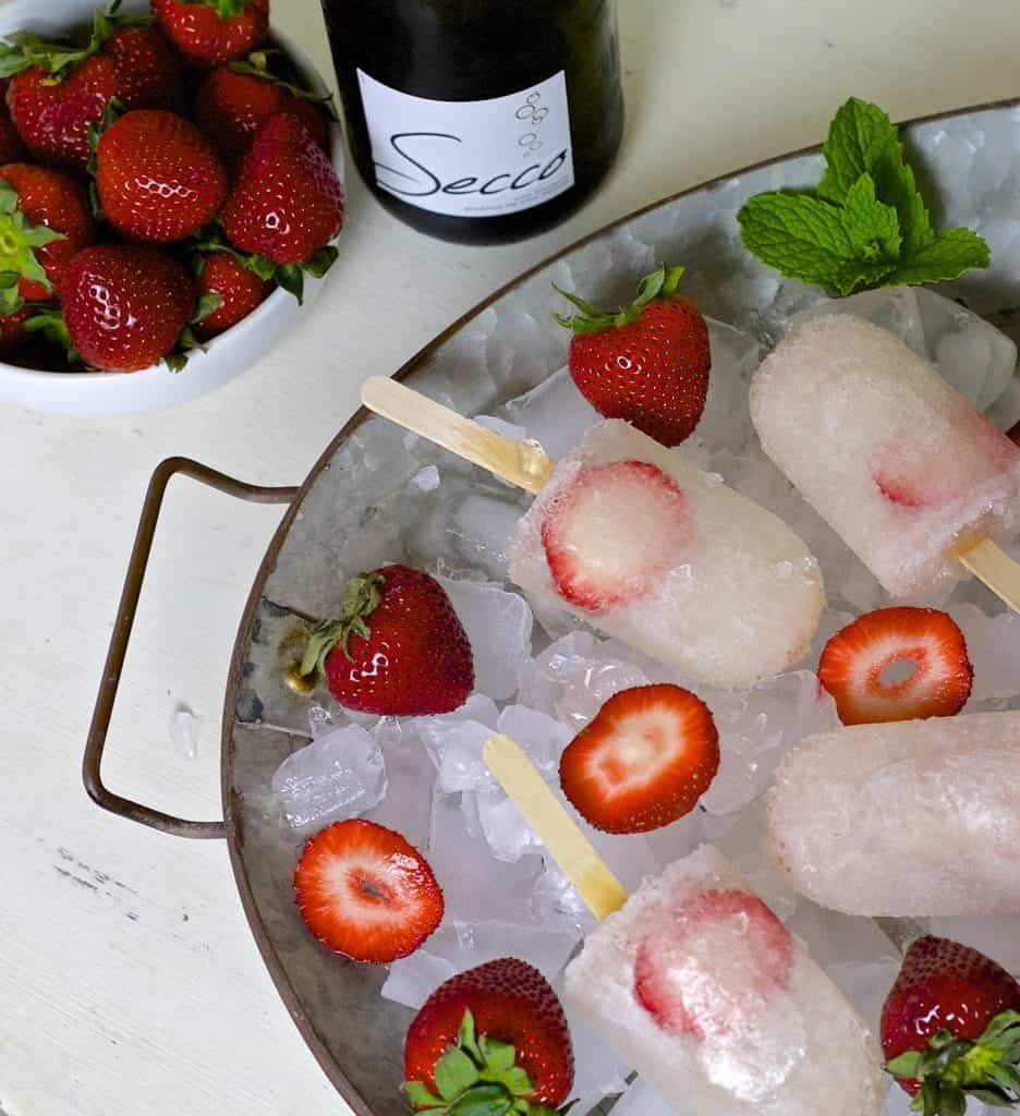 strawberry bellini prosecco pops recipe1