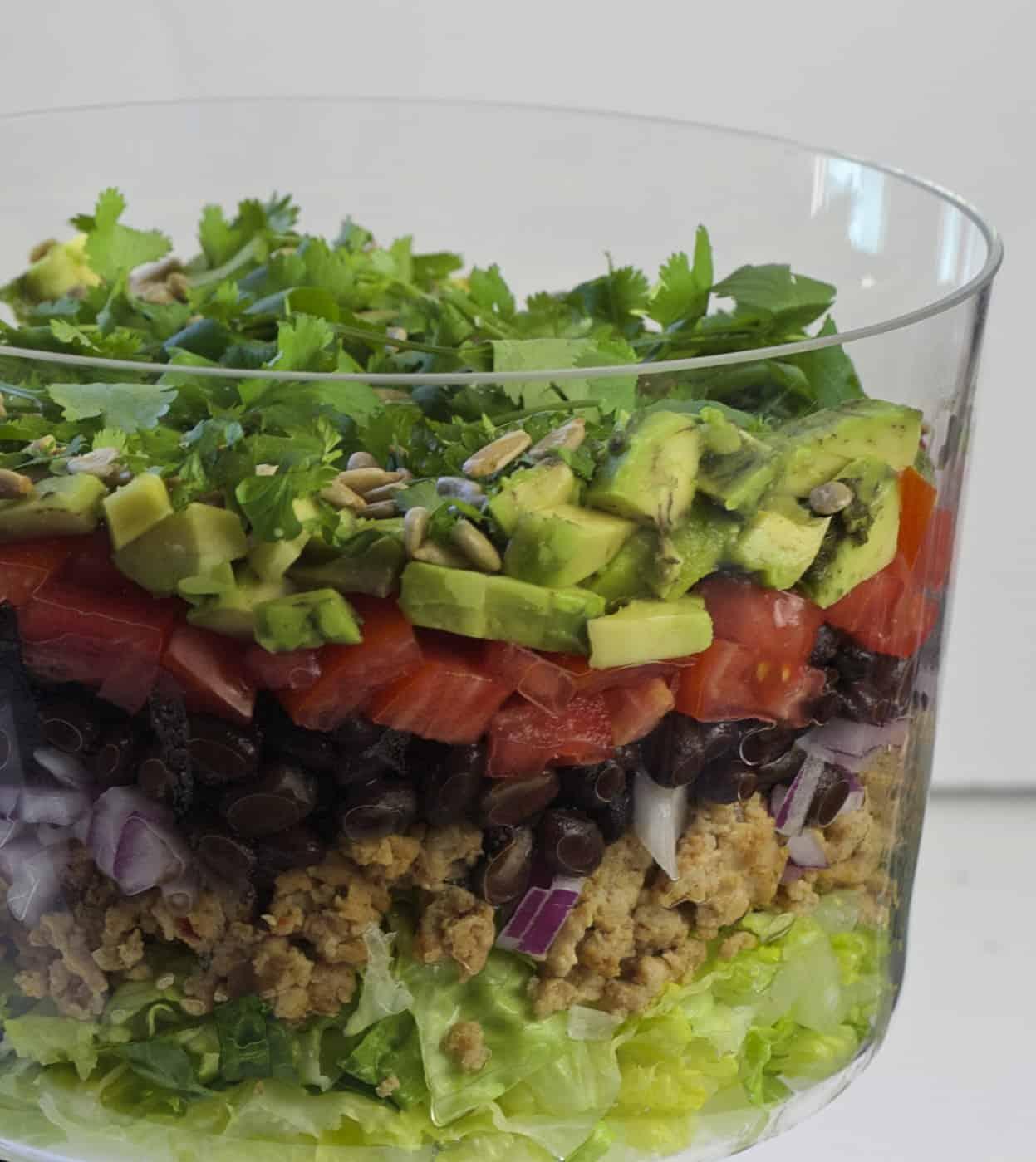 colorful taco salad 1