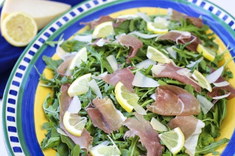 tuscan arugula salad