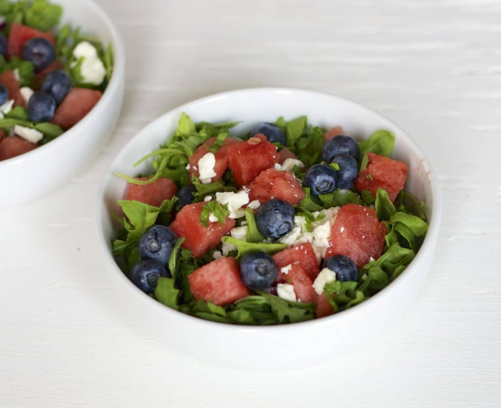 blueberry watermelon salad1