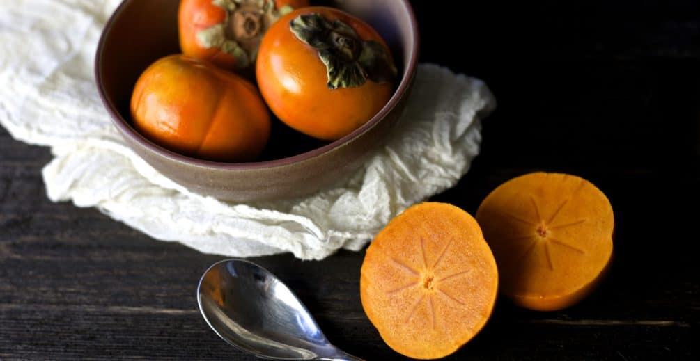 health benefits persimmons