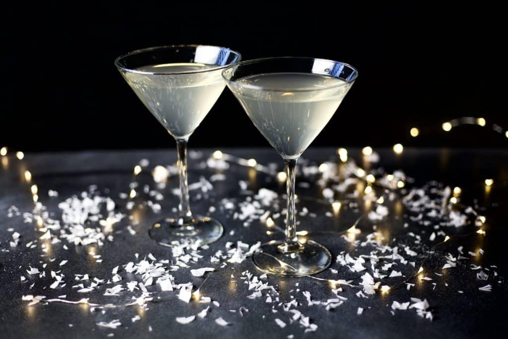 sparkling pear martini 2