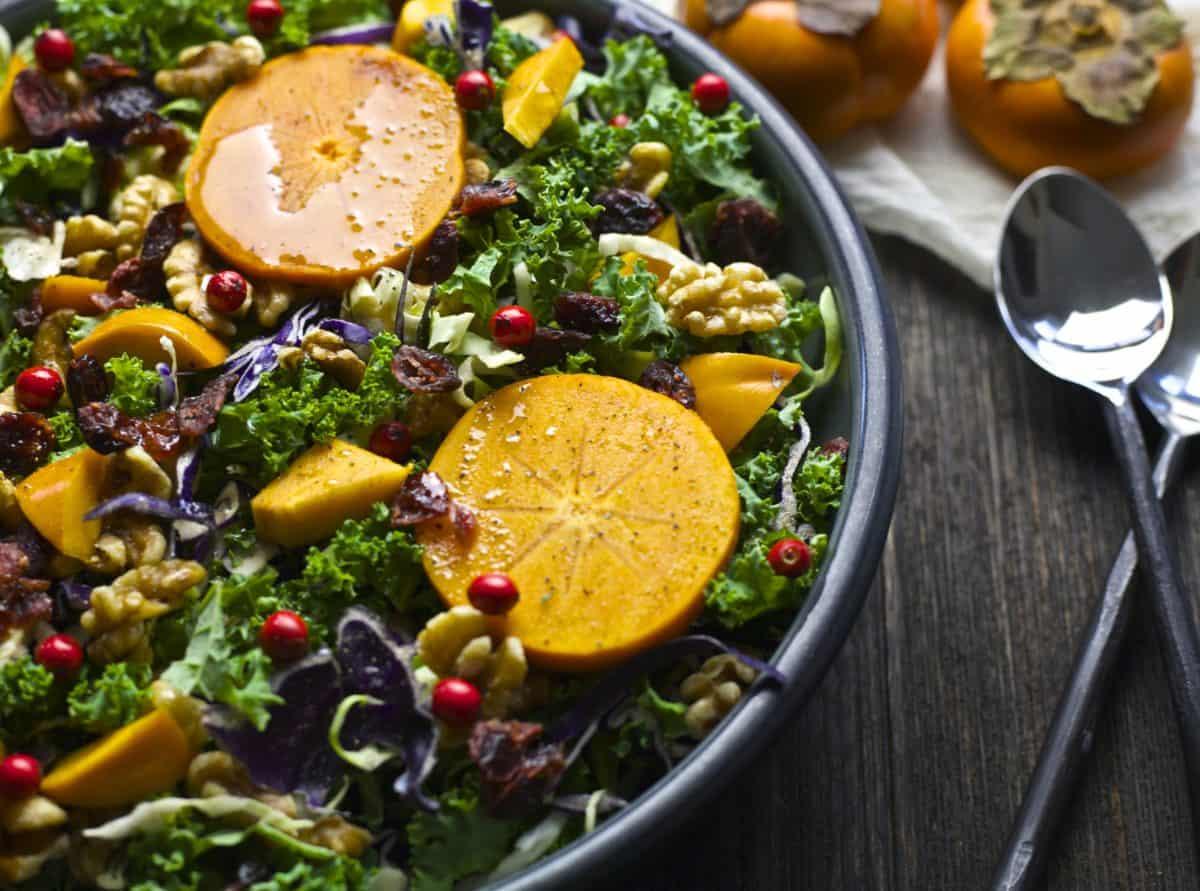 healthy persimmon recipes