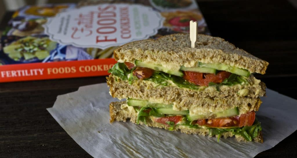 The Best Veggie Sandwich & A Cookbook Review | The ...