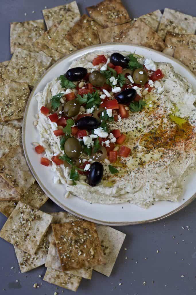 loaded mediterranean hummus4