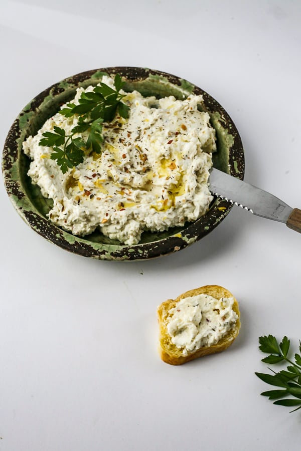 Whipped Feta Cheese Dip3